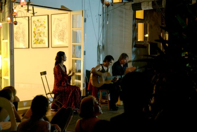 Flamenco and Art