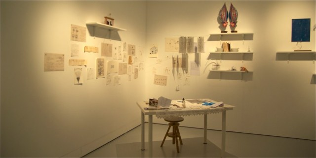 Laboratory of 'Pataphysics, ICA Singapore 2010.