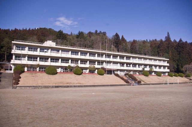 abandonned JHS Omiya